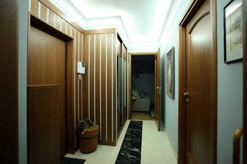 Projet de conception du couloir dans l\'appartement ...